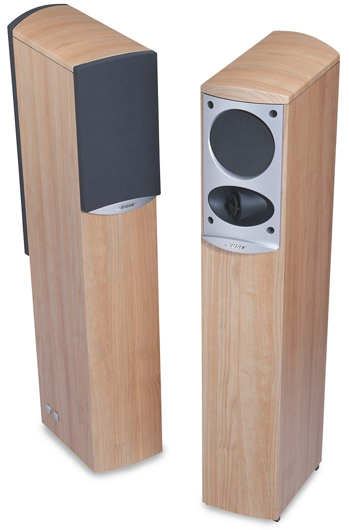 Bose® 701® Series II (Light cherry) Floor-standing ...