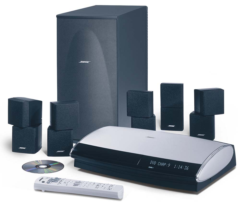 bose lifestyle 28 black dvd home theater system at crutchfield com rh crutchfield com bose lifestyle 28 series iv manual bose lifestyle 28 series 1 manual