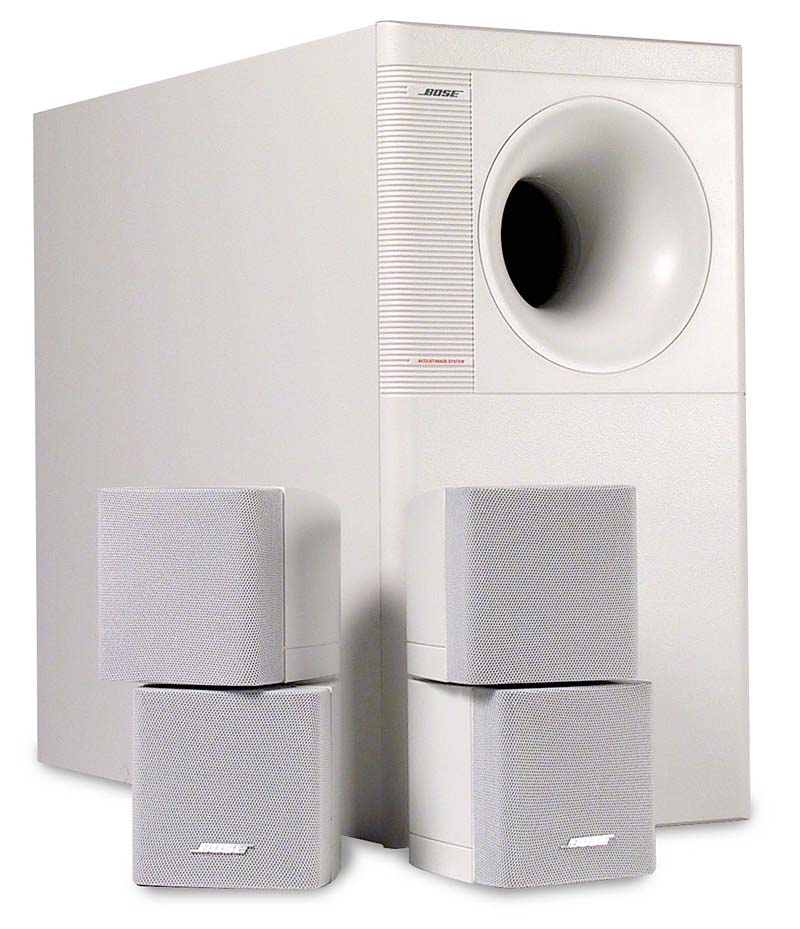 bose acoustimass 5 series iii speaker system white at. Black Bedroom Furniture Sets. Home Design Ideas
