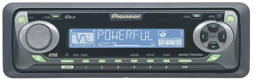 x130DEH2400 f pioneer deh 2400f cd receiver at crutchfield com pioneer deh-2400f wiring diagram at webbmarketing.co