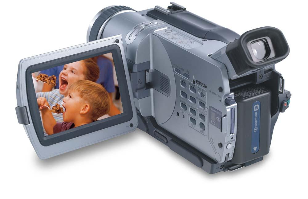 Sony dcr trv530
