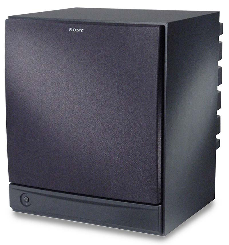 Sony SA-WM40 Powered Subwoofer