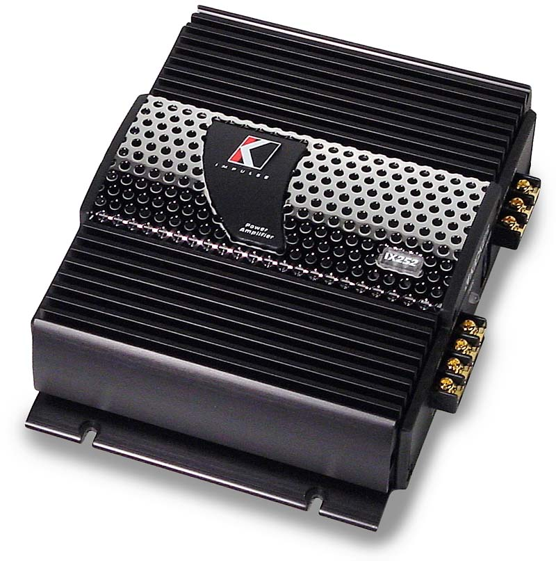 kicker impulse ix252 25w x 2 car amplifier at crutchfield com