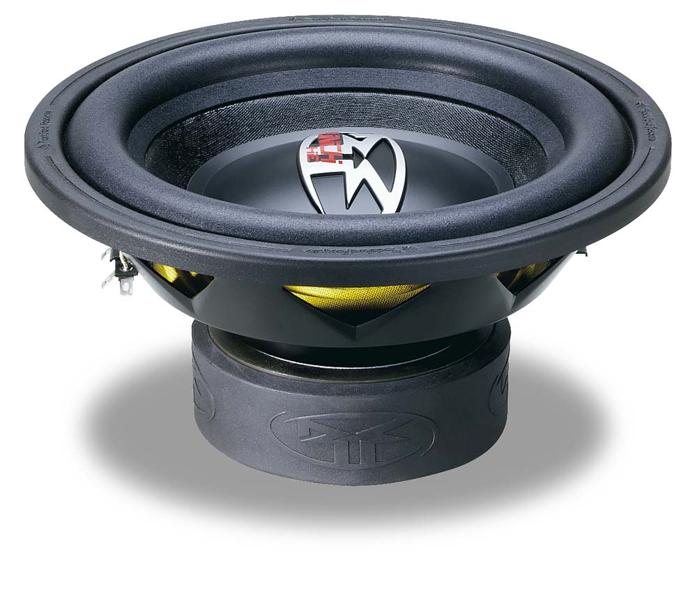Rockford Fosgate Punch He Rfp3410 10 4 Ohm Component Subwoofer At Inceiling Speaker Crutchfield On Surround Sound Wiring