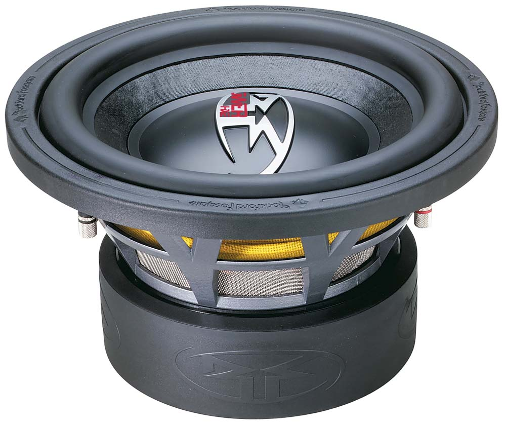 Rockford Fosgate Power Hx2 Rfr3112 12 Dual 2 Ohm Voice Coil 8 Subwoofer Component At