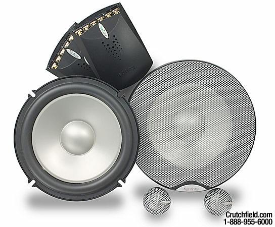 Front 6.5 speakers- Infinity Kappa 60.5cs