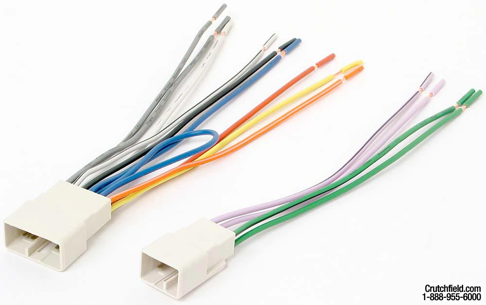 Metra 701761 Receiver Wiring Harness: Jensen Stereo Wiring Harness Aftermarket At Executivepassage.co
