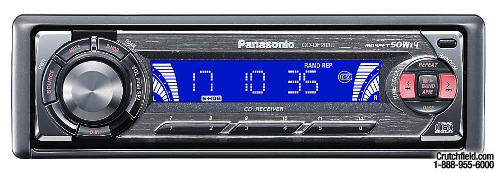 panasonic cq df203u cd receiver at crutchfield  panasonic cq c7301u wiring diagram