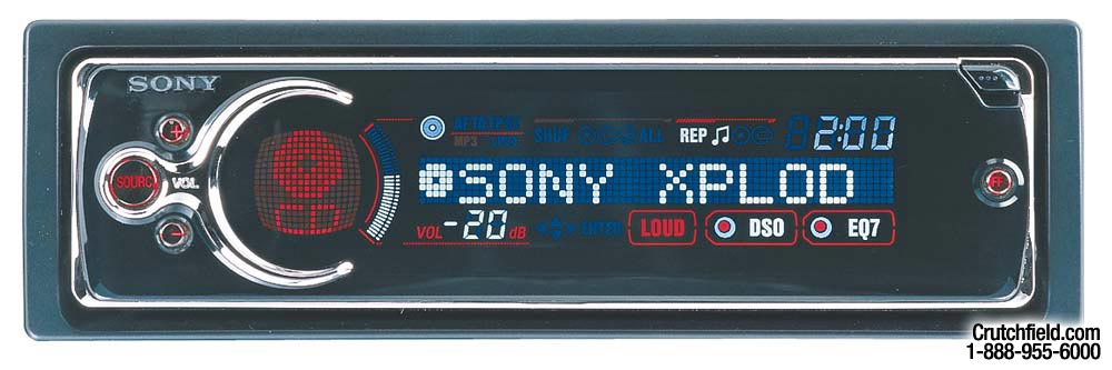 sony cdx ca900x cd receiver cd changer controls at sony cdx ca900x cd receiver cd changer controls at crutchfield com