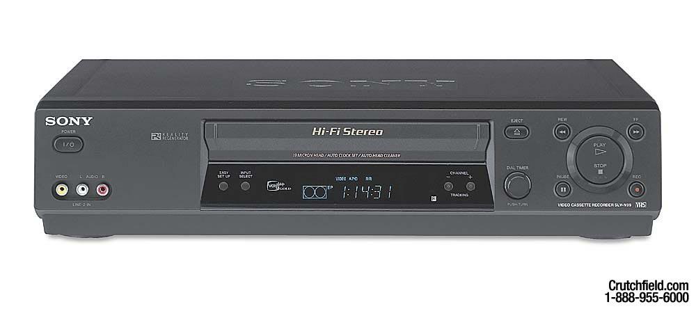 sony vcr plus manual product user guide instruction u2022 rh testdpc co Panasonic TV VCR Panasonic VCR