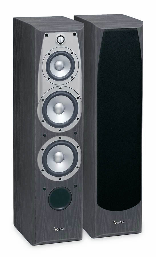 infinity alpha 40 tower speakers at crutchfield