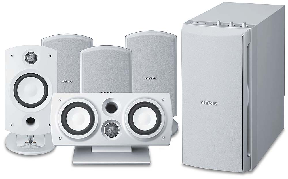 Sony SS-LA300 Series Speakers Extended Definition home ...