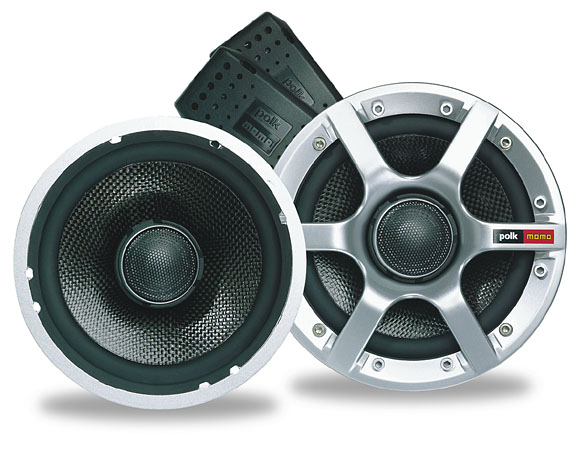 Polk momo speakers