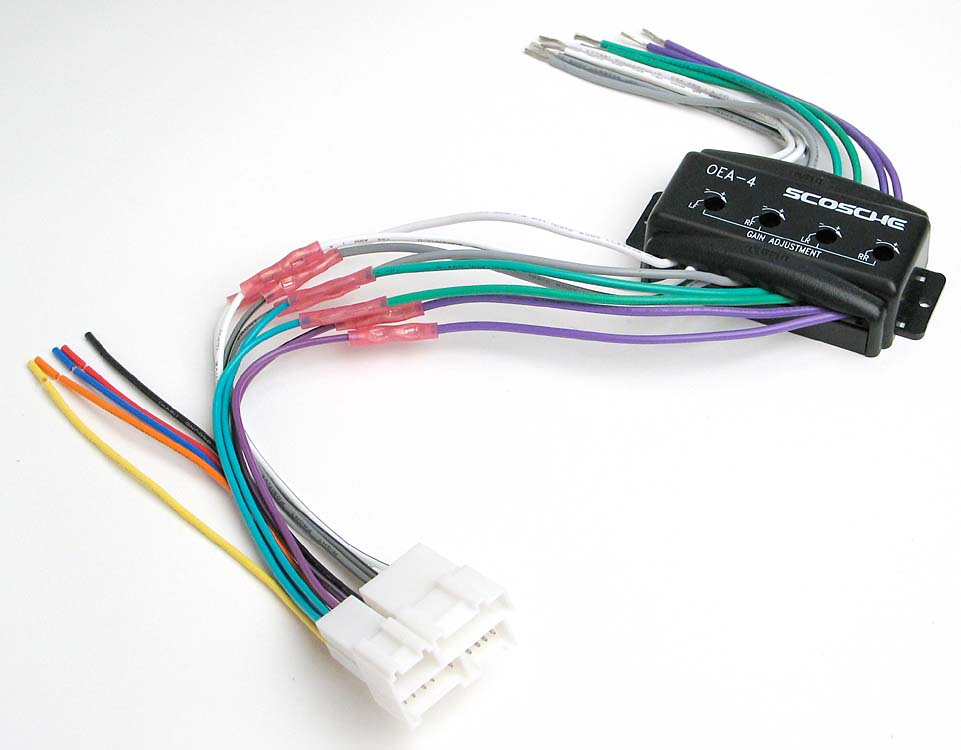 x142c4gm02 f scosche wiring harness at crutchfield com scosche 70-1720 receiver wiring harness at webbmarketing.co