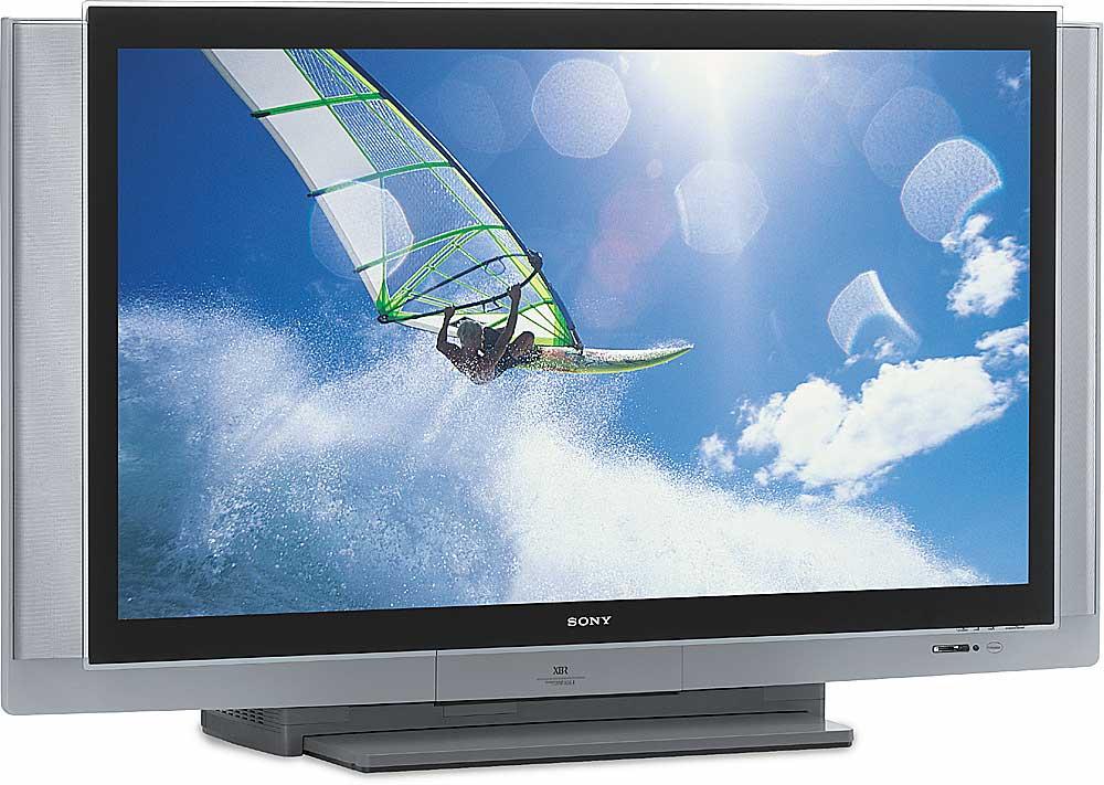 """Sony KDF-60XBR950 60"""" XBR® Grand Wega™ High-Definition ..."""