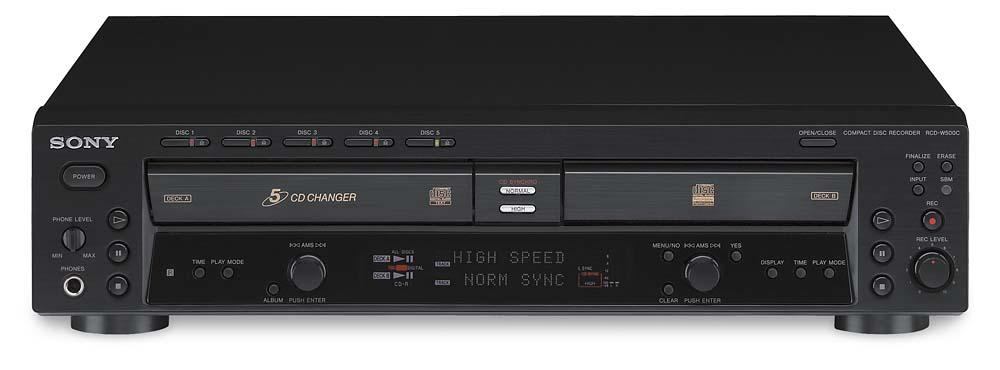 Sony RCD-W500C