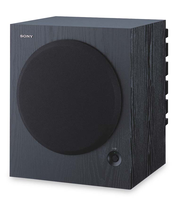 Sony Sa Wm500 Powered Subwoofer At Crutchfield