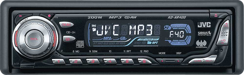 x257KDAR400 jvc arsenal kd ar400 cd mp3 receiver with cd changer controls at jvc kd-g502 wiring diagram at n-0.co