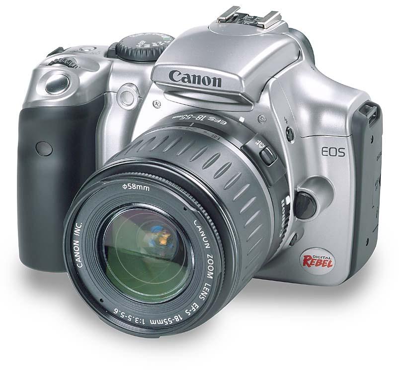 Anybody Have A Digital SLR Camera?