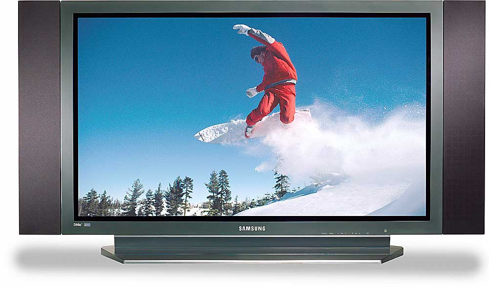 """How To Track A Vehicle With Gps For Free >> Samsung SPN4235 42"""" EDTV plasma TV at Crutchfield.com"""
