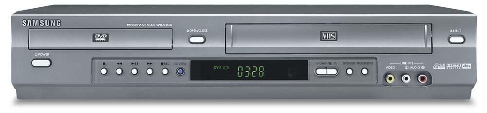 samsung dvd v3650 combination progressive scan dvd cd player hifi rh crutchfield com