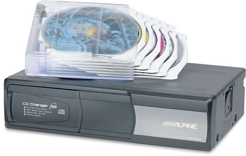 alpine cd receiver cde 121 manual