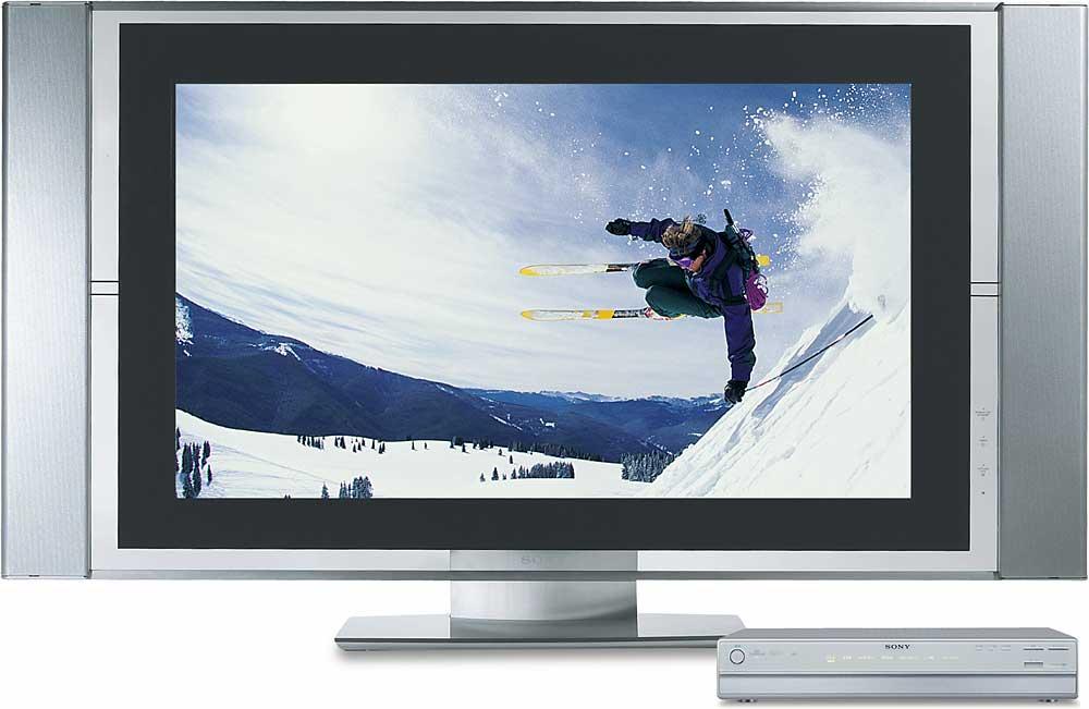 Sony Kde 61xbr950 61 Quot Xbr 174 Plasma Wega Tv With Built In