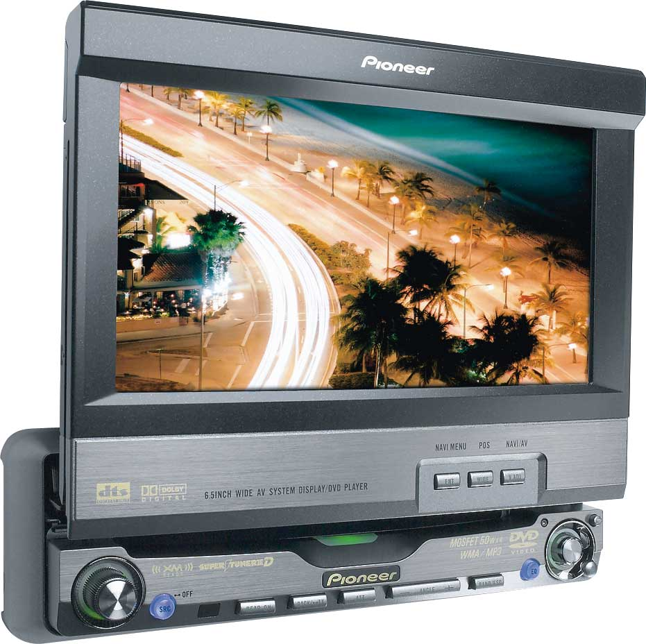 x130AVHP66D f_fr_s pioneer avh p6600dvd dvd cd mp3 receiver with 6 5\