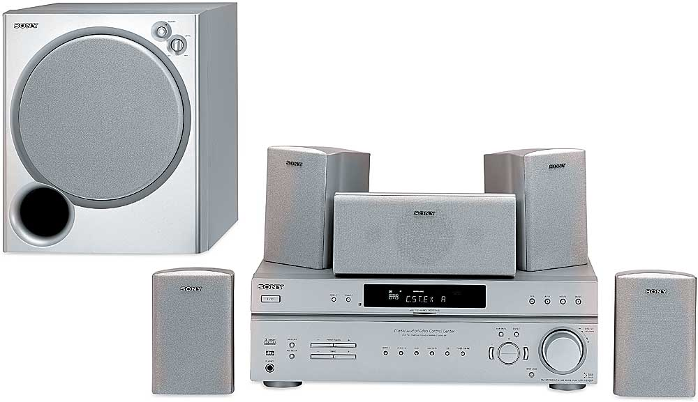 Sony Ht Ddw760 Home Theater Audio System Accessories At