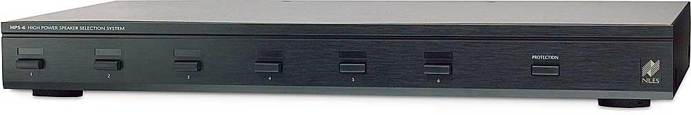 Niles HPS-6 Speaker Selector