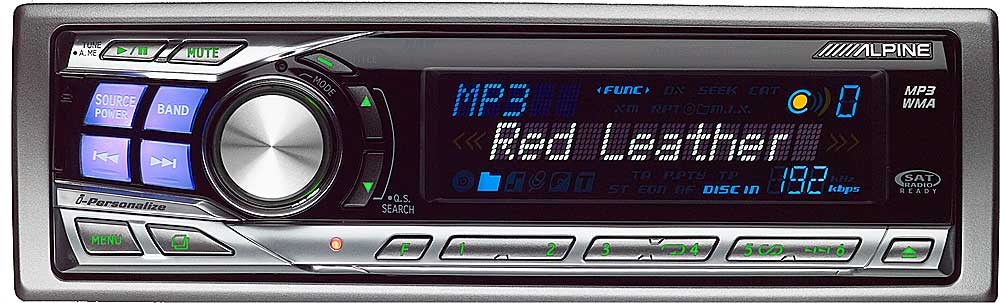 x500CDA9851 f alpine cda 9851 cd player with mp3 wma playback at crutchfield com alpine cda-9805 wiring diagram at soozxer.org