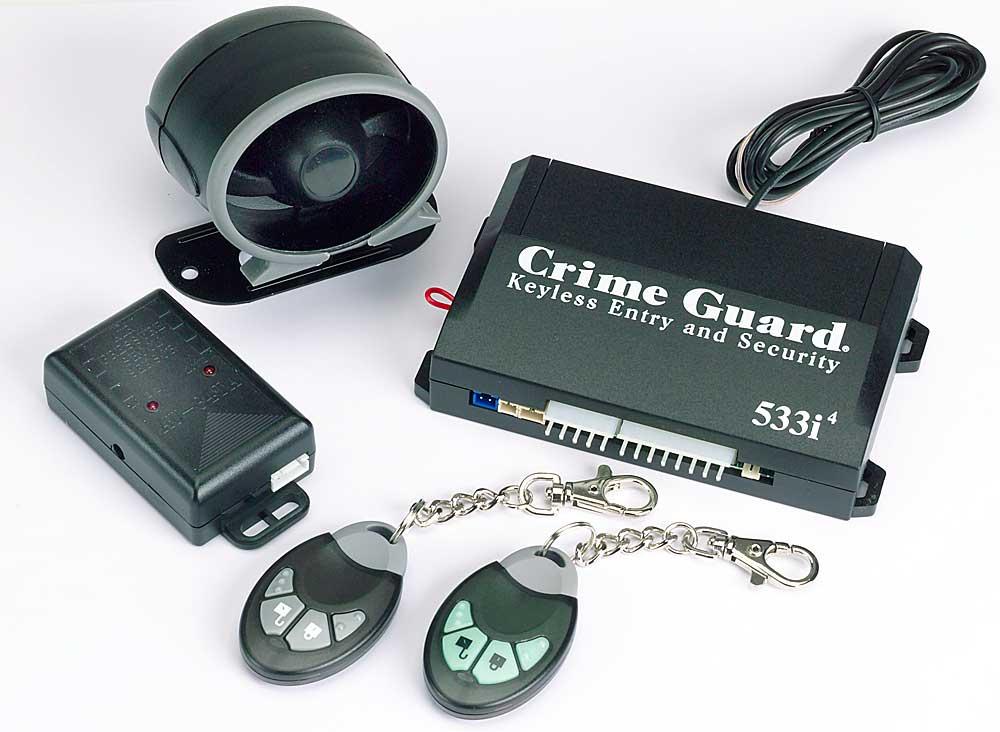 crime guard car alarm wiring diagram crime guard 533i4 car security system at crutchfield  crime guard 533i4 car security system