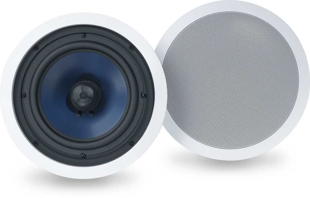 polk audio rc80i in-ceiling speakers at crutchfield