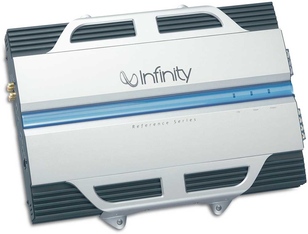 Infinity Reference 1211a Mono subwoofer amplifier 854 watts RMS x 1 ...
