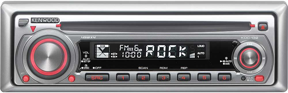 kenwood kdc 132 cd player at crutchfield com
