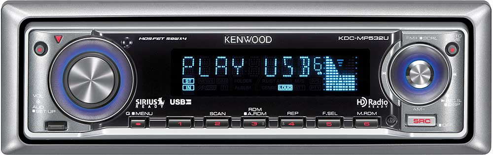 kenwood kdc mp532u cd player with mp3 wma playback at crutchfield com rh crutchfield com Kenwood KDC Wiring-Diagram Kenwood KDC- 152