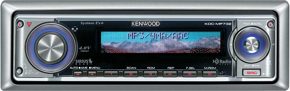 Kenwood KDCMP732 CD player with MP3WMA playback at Crutchfield – Kenwood Kdc-x790 Wiring Diagram