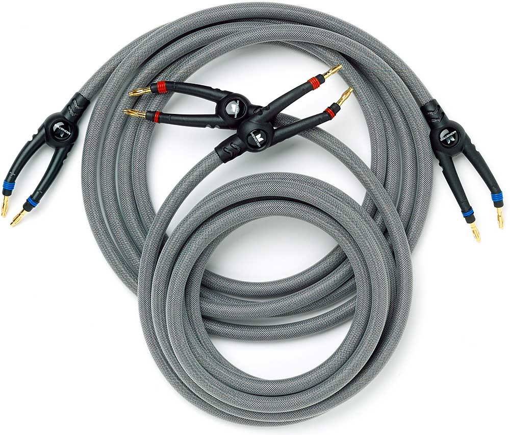 Monster Cable Ultra Series THX® 1000 (20-foot pair) Speaker cables ...
