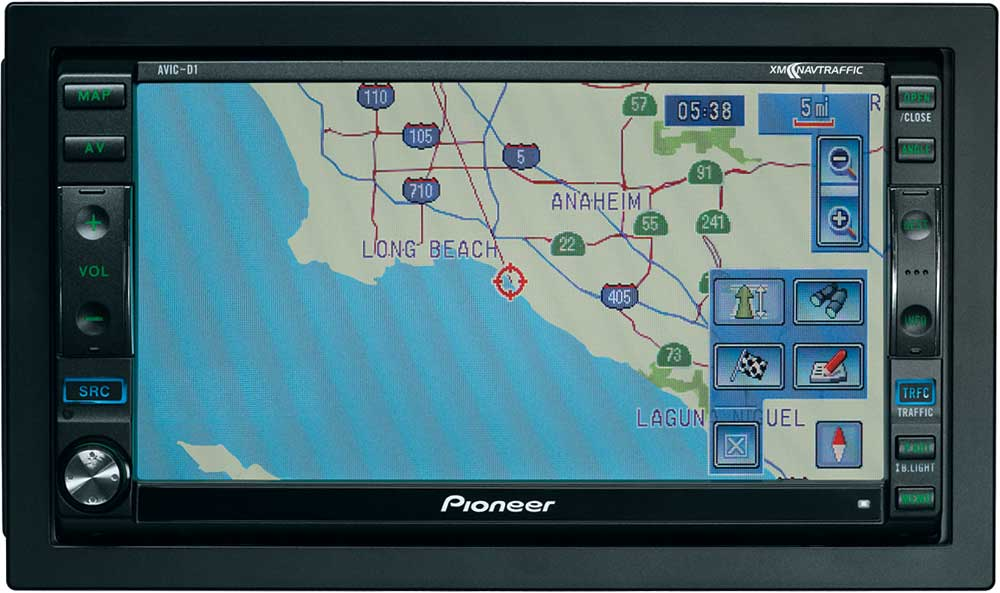 Pioneer Deh Wiring Diagram As Well Pioneer Avic Navigation Unit As ...