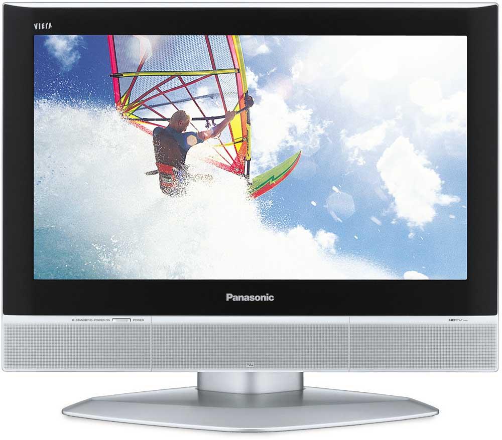 "Car Stereo Shop >> Panasonic TC-26LX50 26"" HDTV-ready LCD TV at Crutchfield.com"