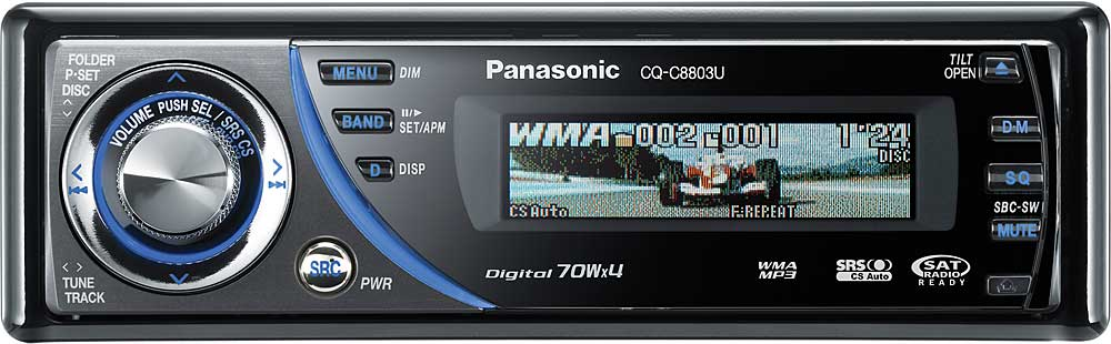 panasonic cq c8803u cd receiver with mp3 wma playback at on GE Microwave Oven Wiring Diagram CB Radio Mic Wiring Diagrams for panasonic cq c8803u cd receiver with mp3 wma playback at crutchfield com