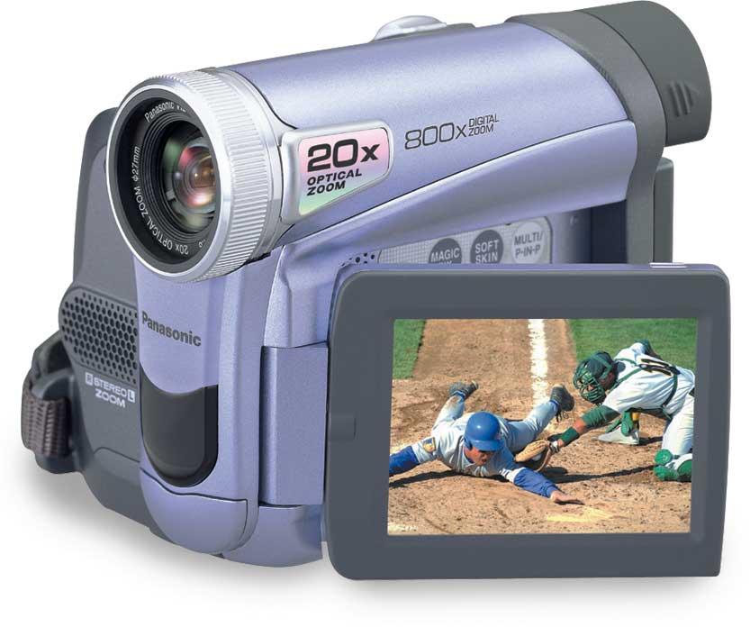 panasonic pv gs9 mini dv digital camcorder at crutchfield com rh crutchfield com Panasonic Mini DV Recorder Panasonic Mini DV Recorder