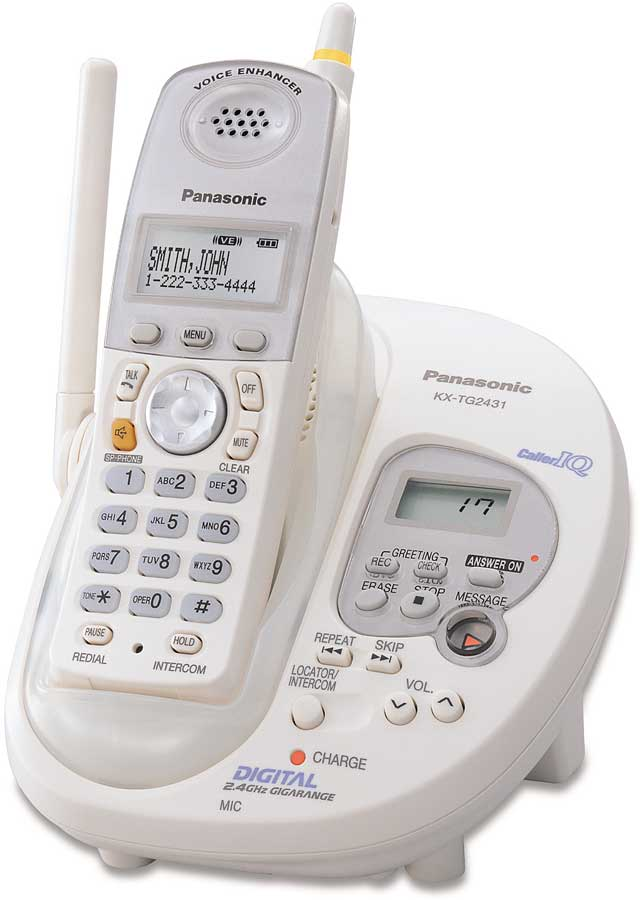 uniden 2.4 ghz answering machine manual