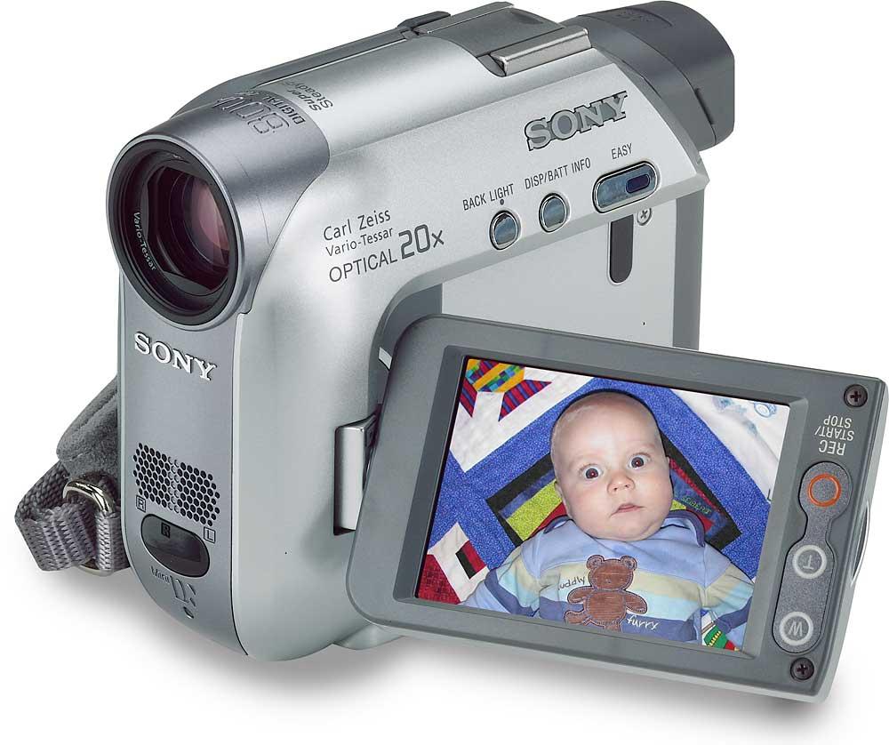 sony handycam dcr hc21 software