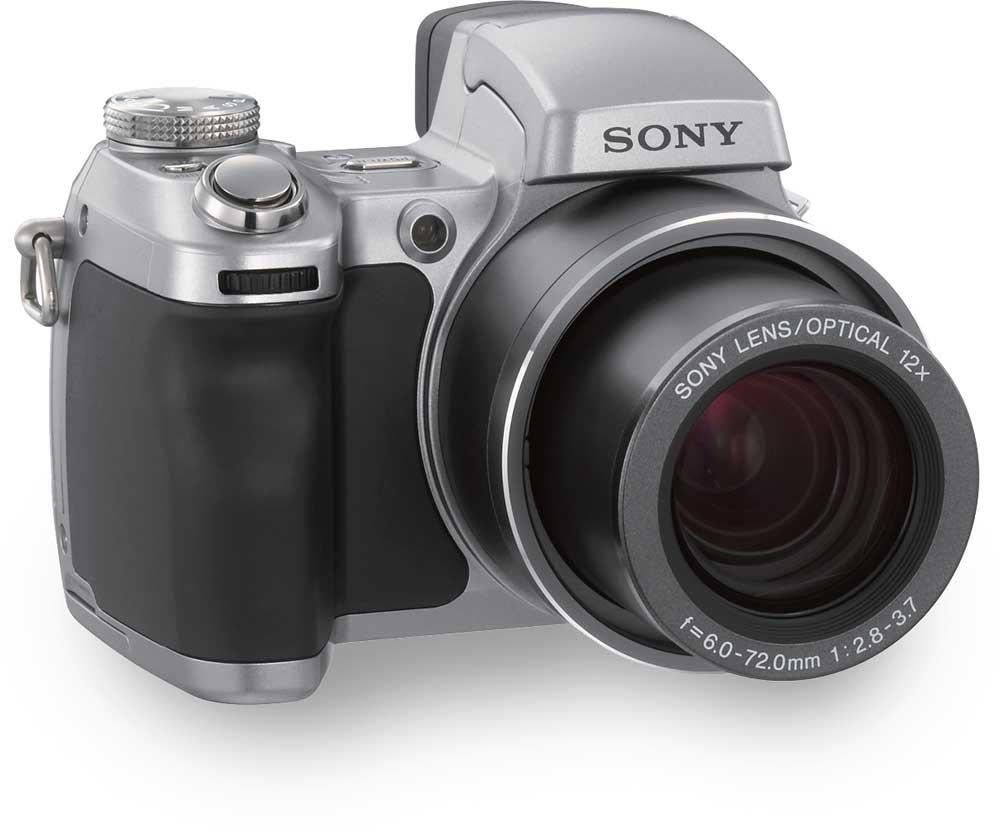 sony dsc h1 5 1 megapixel digital camera with 12x optical zoom at rh crutchfield com Sony DSC H1 Memory Stick