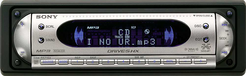 Sony cdx r5715x cd receiver with mp3 atrac3plus playback at sony cdx r5715x cd receiver with mp3 atrac3plus playback at crutchfield publicscrutiny Images