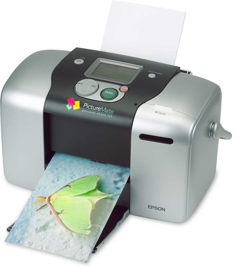 Epson Picturemate Digital Photo Printer At Crutchfieldcom