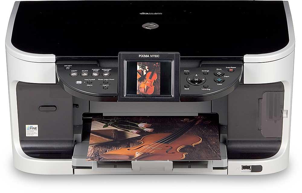 Canon pixma mp800 driver download.