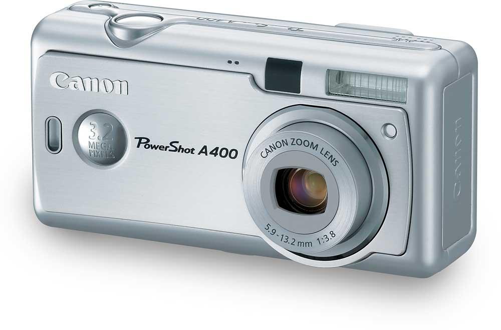 Canon PowerShot A400 Camera WIA Update