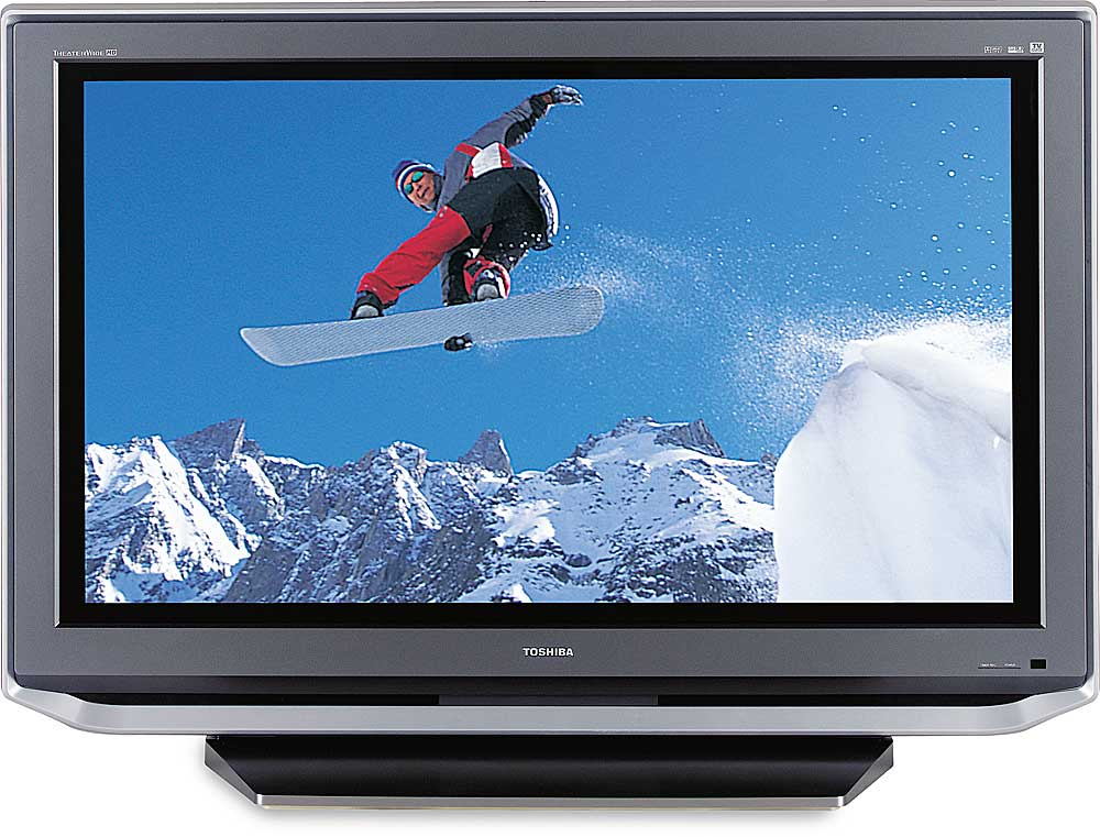 toshiba 42hp95 42 theaterwide high definition plasma tv at rh crutchfield com Toshiba 55HT1U Manual For Toshiba TV Manuals